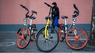 видео Мобильные приложения для велосипедистов