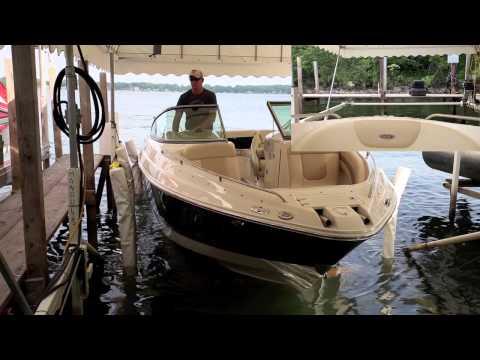 LakeOkobojiRental.com Boat Lift Tutorial