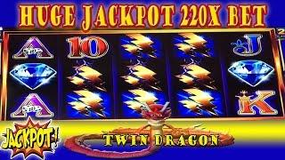 🐉 HUGE JACKPOT 220x BET 🐉 RETIRGGER 🎰 THUNDER CASH & DRAGON LAW HIGH LIMIT SLOT