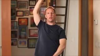 Цигун видео упражнения утренняя гимнастика с Ли Холденом на 20 минут