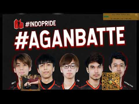 ALL SUPPORTERS CLUB ARMY GENIUSES ANJAY MABAR #INDOPRIDE | Download Chat Wheel DPC Dota 2 V.4882