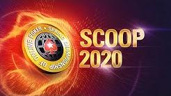 SCOOP 2020 | €20 NLHE Event 07: Final Table Replay - PokerStars-FR-ES-PT