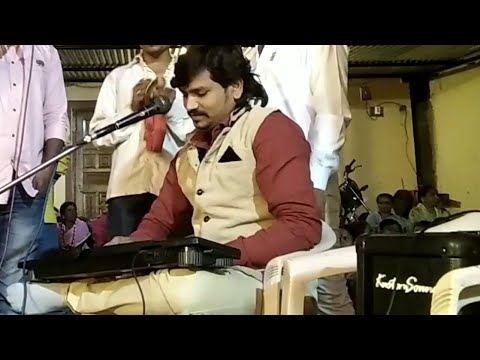 Chandan Kamble Style | Maze Yedamay Kiti Haka Maru Tula By Ajay  Kshirsagar.... live