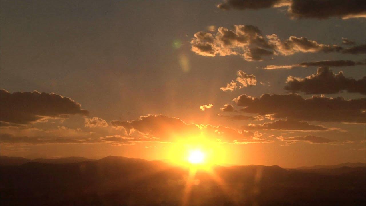 фото восхода солнца