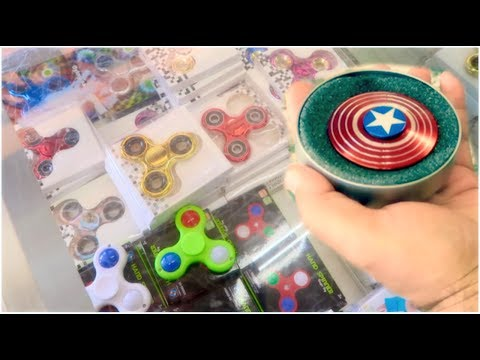 Thumbnail: FIDGET SPINNER JACKPOT! (the search is over)