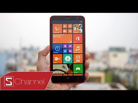 Schannel - Đánh Giá Lumia 1320 : Phablet Tầm Trung đáng Giá - CellphoneS
