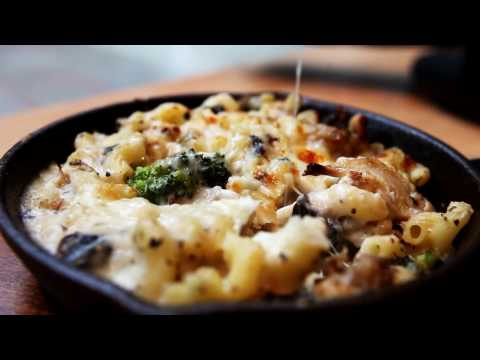 Vegan Macaroni and Cheese in New York City