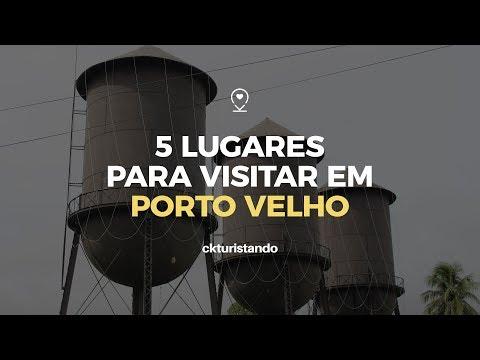 5 lugares para conhecer em PORTO VELHO capital de Rondônia