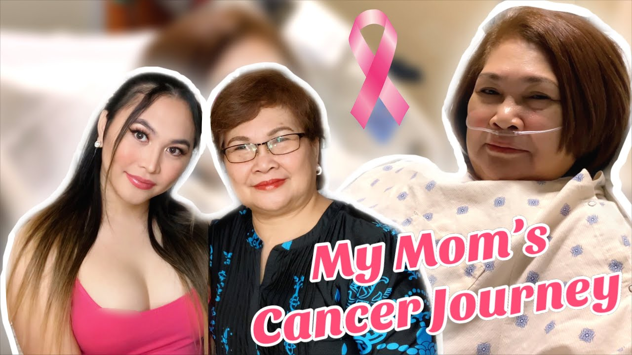 Finding out my Mom has Cancer | Breast Cancer Awareness Month | Sofhia Flores