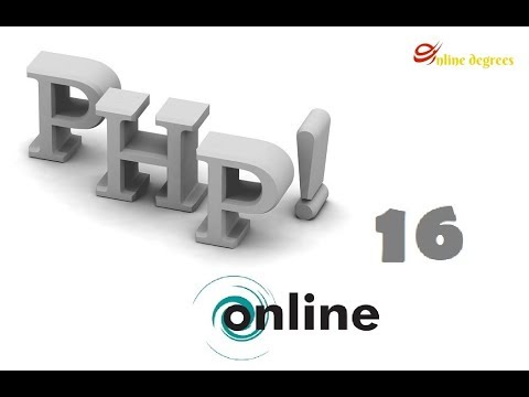 Online Degrees: PHP Online 16  Login Form 3 Nested If statements and Input Validation