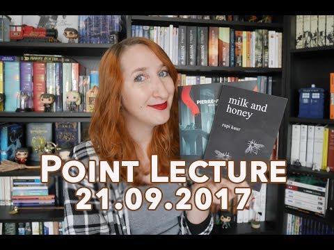 Point lecture - 21.09.17 (Margaret Atwood, Rupi Kaur et Brice Tarvel) streaming vf