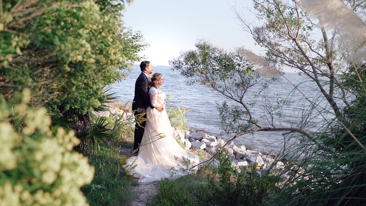 These Emotional Wedding Vows Will Make You Cry / Harborside Resort and Marina / Charleston Wedding