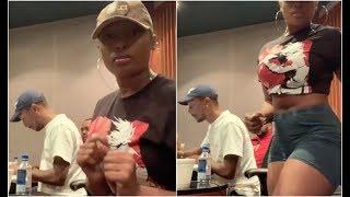 Pharrell Pulls Up On Megan Thee Stallion Makes The Sickest Beat Ever