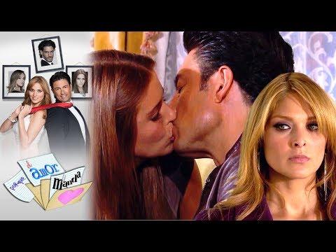 Porque el amor manda - Capítulo 32: ¡Jesús besa a Verónica! - Tlnovelas