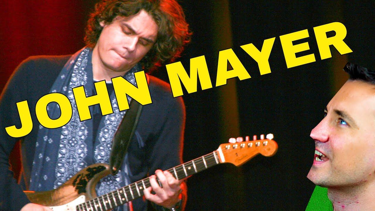 ONE KILLER JOHN MAYER RIFF!!