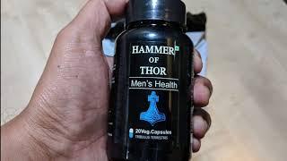Hammer of Thor capsule review in tamil