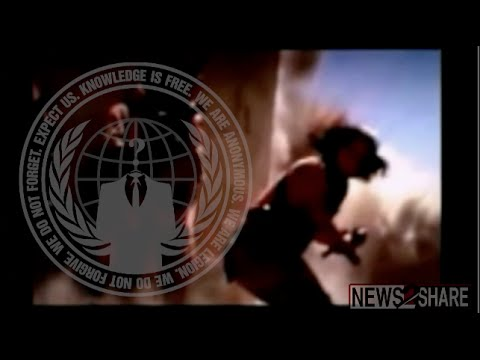 Anonymous Declares Cyber-War Against ISIS
