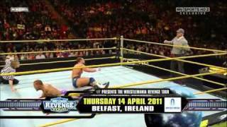 Repeat youtube video Best of Dolph Ziggler on NXT