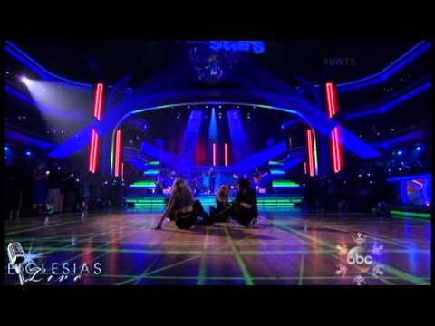 Enrique Iglesias - Heart Attack LIVE @ Dancing With The Stars 2013
