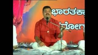 Chakravarthy Sulibele - NAMO Bharath,Tumkur