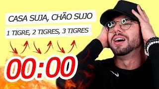 PIOR VÍDEO DE TRAVA LÍNGUAS DA INTERNET!!!!!!!!!!!!!!!!! (se perder, reinicia)