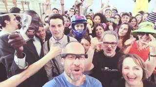 """""""Uptown Funk"""" LipDub I.I.S G. La Maddalena by Davide Vasta bruno mars choreography university"""