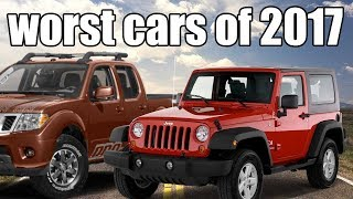 Don't Buy These 2017 Cars They Are Really 10 Years Old Junks