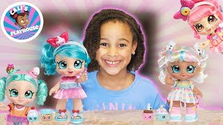 Cali's First Day of School with Kindi Kids | Cali's Playhouse