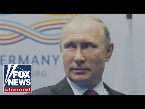 Live: Vladimir Putin holds press conference after meeting with Biden