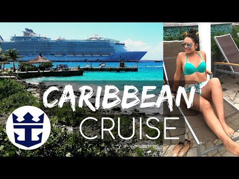 7 Day Western CARIBBEAN CRUISE On Royal Caribbean's OASIS OF THE SEAS | SB