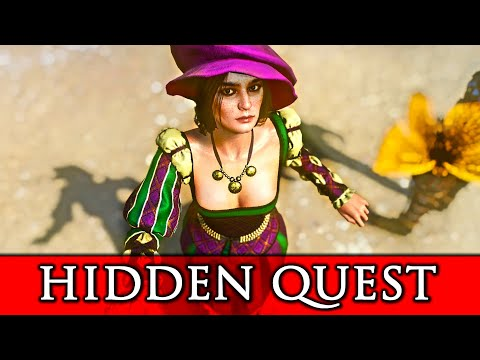 witcher-3:-the-hidden-quest-in-beauclair's-gardens-(blood-and-wine)