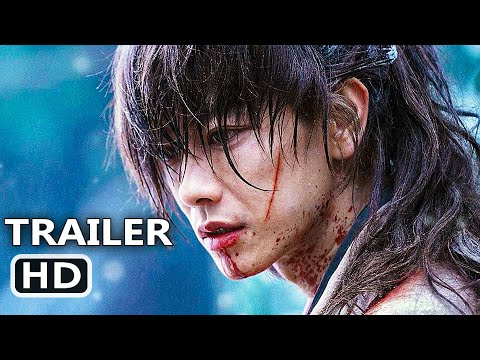RUROUNI KENSHIN: THE FINAL/THE BEGINNING Official Trailer (2021) Kenshin 4, Kenshin 5