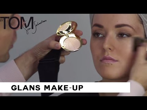 Glans make-up - Beauty tips Tom Sebastian