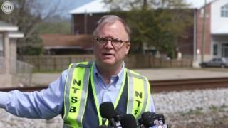 NTSB full comments on Biloxi train-bus wreck