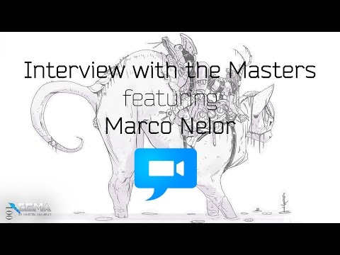 Interview with the Masters | Marco Nelor