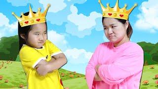 수지의 키즈 콘테스트 놀이 Pretend Play Beauty Contest for Kids