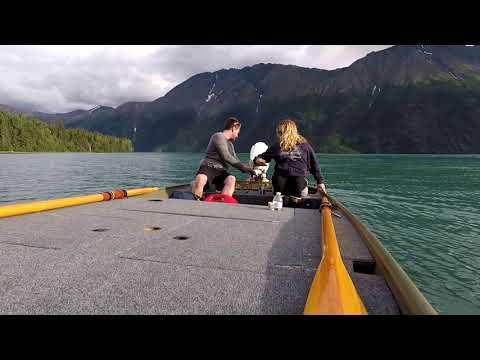 Jon Boat To Salmon Boat Maiden Voyage