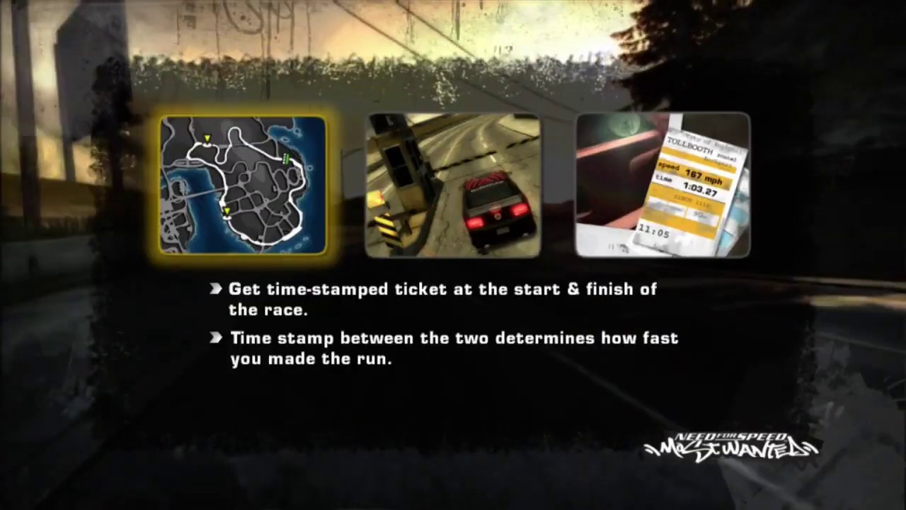 Need For Speed Most Wanted 2005 Gameplay Xbox 360 Youtube