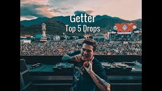 Getter - Top 5 Drops