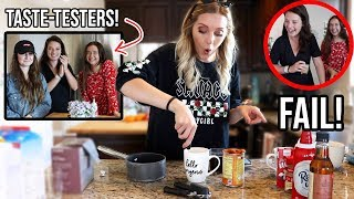 DIY PUMPKIN SPICE DRINKS VS STARBUCKS | THE ULTIMATE TASTE TEST