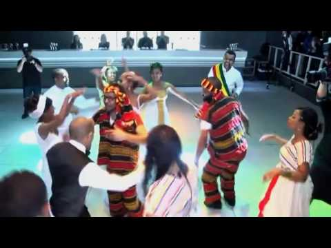 New Ethiopian     Wedding- Dance