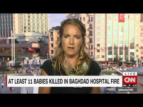 Baghdad Babies killed in maternity ward