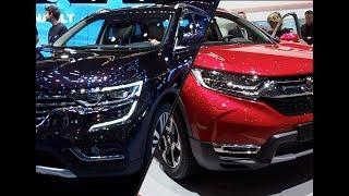 2018 Honda CR-V vs. 2018 Renault Koleos