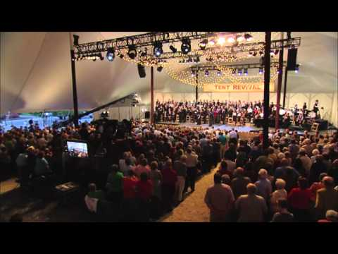 Gaither Tent Revival Homecoming The Old Rugged Cross Youtube