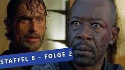 The Walking Dead - Staffel 8: Die denkwürdigsten Moment aus Folge 2
