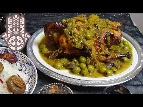 poulet-mhamer
