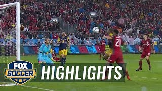 Toronto FC vs. New York Red Bulls | 2017 MLS Playoffs Highlights
