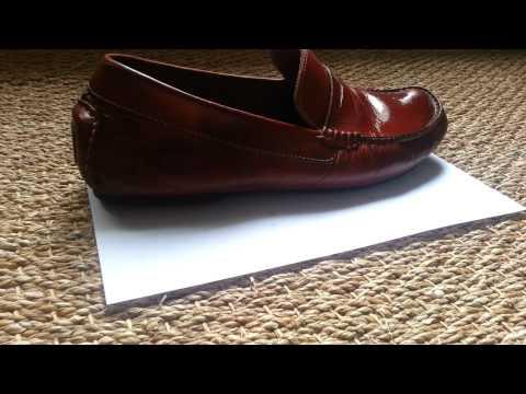 Comment cirer des chaussures en cuir doovi - Comment cirer des chaussures ...
