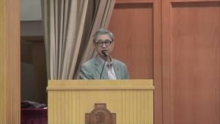 吳錦宇:民主不是救世主 〈聖保羅書院舊生論壇〉2016-12