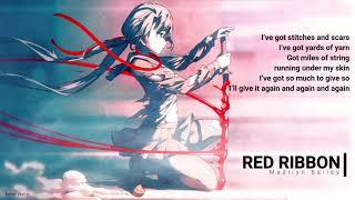 red ribbon lyrics # 23